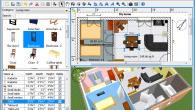 โปรแกรมช่วยออกแบบหรือตกแต่งภายใน Sweet Home 3D