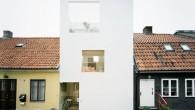 ใครว่าที่แคบๆจะสร้างบ้านไม่ได้ เมื่อสถาปนิกชาวสวีเดนได้ออกแบบ MODERN TOWNHOUSE สุดเฉียบที่มีเพื่อนที่ใช้สอย 125 ตรม แถวมี office เล็กๆไว้ทำงานด้านหลังบ้าน เรียกว่าใช้พื้นที่มีประโยชน์สูงสุดจริงๆ