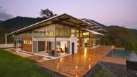 แบบบ้าน Modern mecano house (แจกแบบบ้านฟรี)