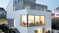 แบบบ้าน Modern House In Boevange (แจกแบบบ้านฟรี)