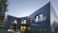 แบบบ้านmodern Sassuolo house (แจกแบบบ้านฟรี)