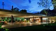 บ้านชั้นครึ่ง เรียบหรู modern จ๋า แสดงถึงความเรียบง่ายอ่อนหวานและมีพลังในตัว