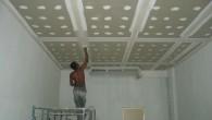 การซ่อมแซมฝ้าเพดานสำหรับบ้านเก่าหรือบ้านมือสอง