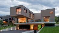 แบบบ้าน MODERN สองชั้น Einfamilienhaus