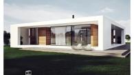 แบบบ้านModern : Patio House (แจกแบบบ้านฟรี)