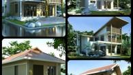 แบบบ้านฟรี : แบบบ้านประหยัดพลังงานของกทม 5 แบบ พร้อม BOQ และ FILE AUTOCAD