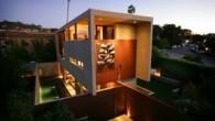 แบบบ้านฟรี บ้าน modern บนเนินเขา สุดสวย (แจกแบบบ้านฟรี)