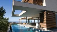 แบบบ้านฟรี บ้านพักตากอากาศ modern สุดหรู(แจกแบบบ้านฟรี)