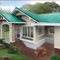 แจกแบบบ้านทรงไทยประยุกต์ 5 แบบฟรี !!!!        บ้านเปรียบได้ดั่งบารมีของผู้อยู่อาศัย รูป ทรงของบ้านก็เช่นกันที่จะบ่งบอกความเป็นตัวตนของเจ้าของบ้าน และในแต่ละทรงของบ้านจุดที่ชัดเจนที่สุดที่จะบอกว่าบ้านที่เราอาศัยอยู่นั้นเป็นแบบไหนนั่นก็คือหลังคานั่นเอง     ทาง nucifer.com กำลังหาขัอมูลเกี่ยวกับกระเบื้องหลังคาเลยได้ไปพบ แบบบ้านทรงไทยประยุกต์ 5 แบบ สวย สวย ที่ใช้กระเบื้องหลังคาตราช้าง รุ่นพรีม่า นั่นเอง
